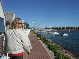 marina east ahaed