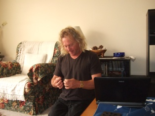 rob connecting skype