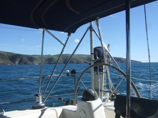 cape coutts starboard