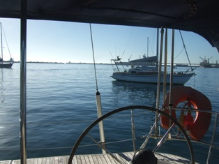 from the mooring2