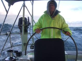 serious skipper