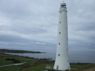 view from cape wickham