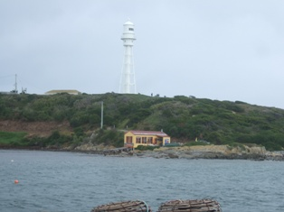 light house and the restaurant