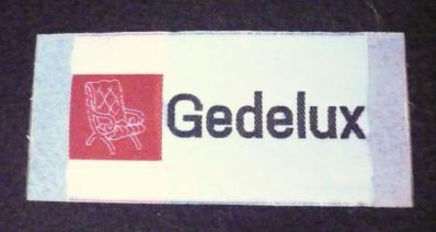 ゲデラクス ロゴ