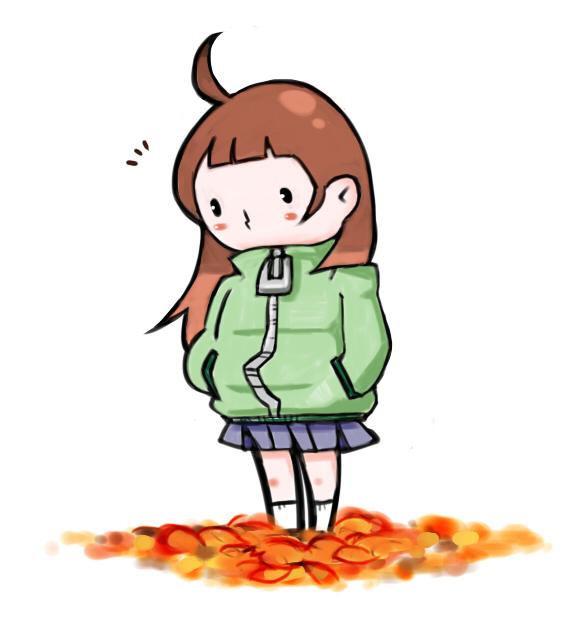 小さい秋みつけた?
