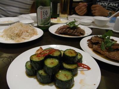 20090808上海料理
