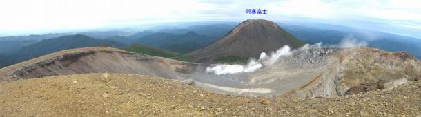 9阿寒富士のコピー