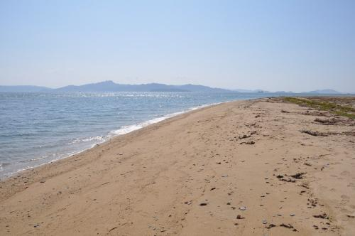 こんな浜辺