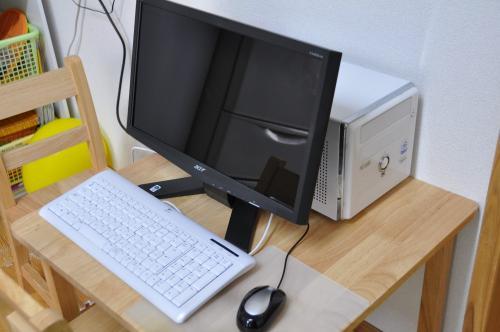家族用パソコン