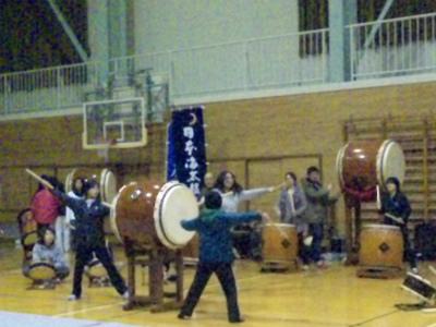 新潟柏崎の日本海太鼓と島の太鼓の競演