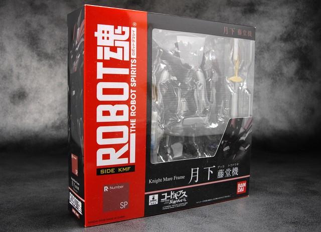 ROBOT魂月下藤堂機レビュー