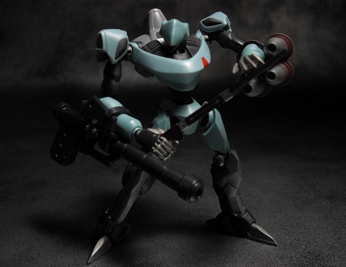 ROBOT魂暁陸戦レビュー