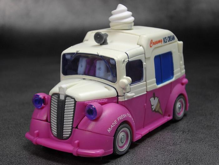 TFリベンジアイスクリームトラックレビュー