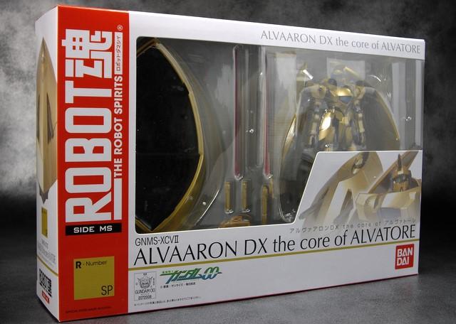 ROBOT魂アルヴァアロンDXレビュー