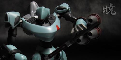 ROBOT魂暁レビュー