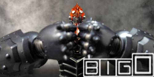 超合金魂BIGOレビュー