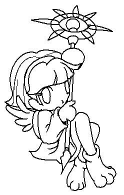 プリム線画