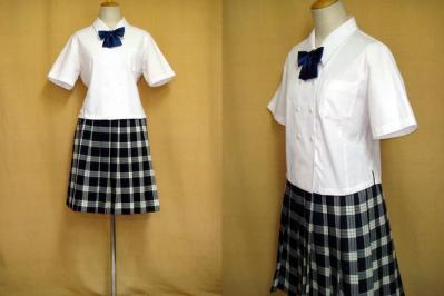 出水中央高等学校の制服
