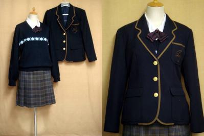 宮崎第一高等学校の制服
