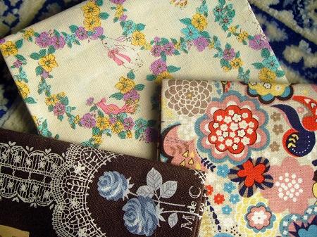 好きな柄の布たち