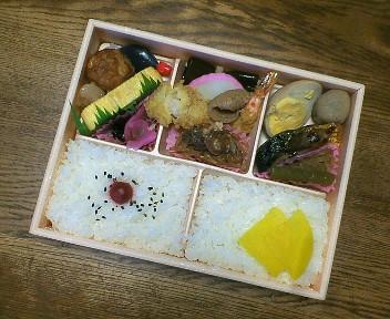 幕の内弁当530円