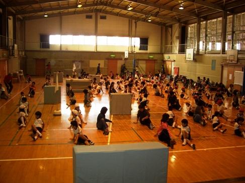 20091031川口東小PTC 010