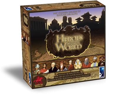 世界の英雄たち:箱