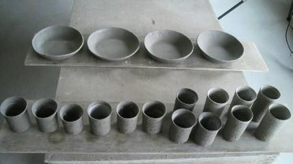 11年8月の新作陶芸