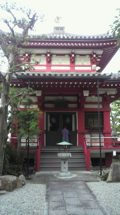 9番護国院弘法堂