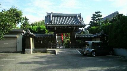 11番宝珠院山門