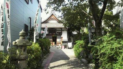 13番弥勒院本堂