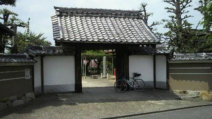 17番大喜寺山門