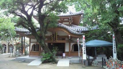 4番札所長楽寺