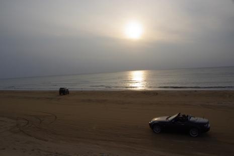 千里浜なぎさドライブウェイ2