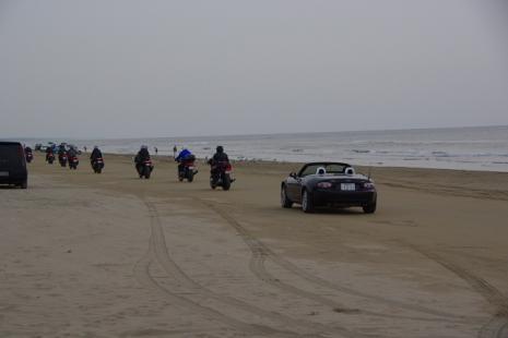 千里浜なぎさドライブウェイ4
