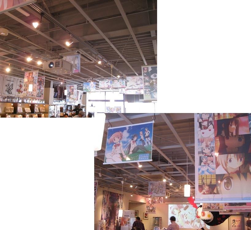 201107まどマギカフェ (9)