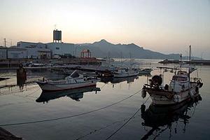 瀬戸内の港