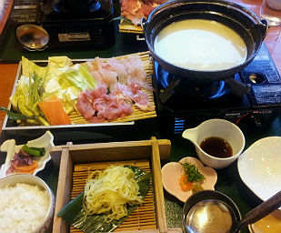 四季庵・べっぴん鍋