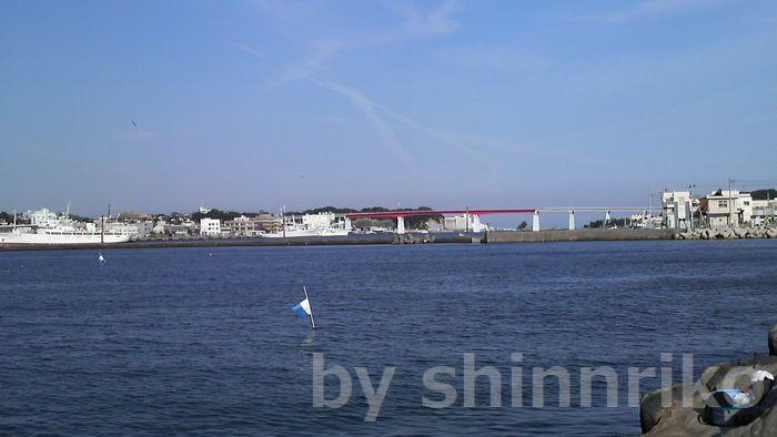 城ヶ島大橋です。