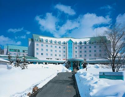 ホテルパークヒルズ~冬~