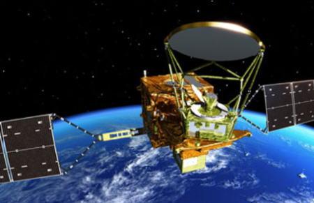 人工衛星しずく