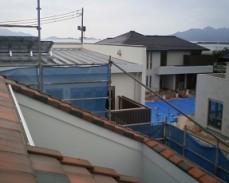 ハウスクリーニング・屋根より