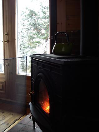 我が家の暖房器具