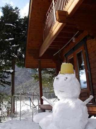 雪だるま(2012)