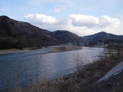 犀川(2012年) その1