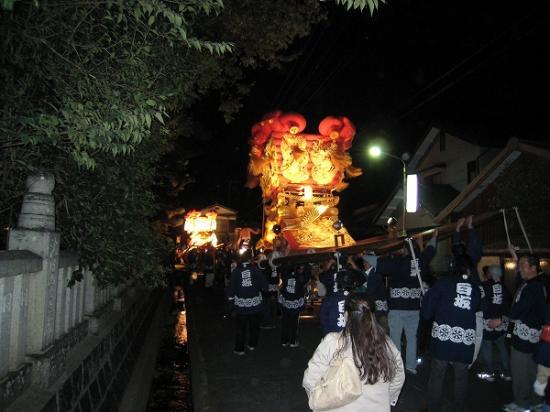 2009/10/18大野原ちょうさ1