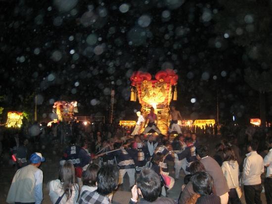 2009/10/18大野原ちょうさ2