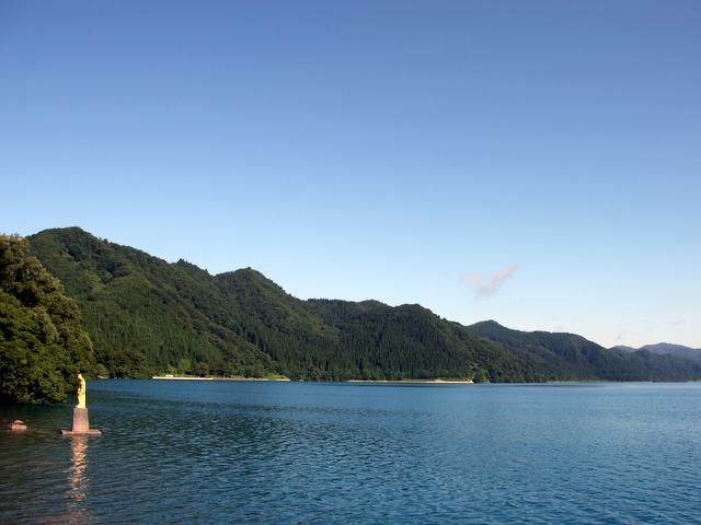 田沢湖 たつこ姫