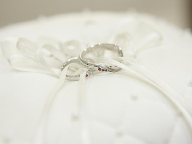ジュエリーかまた 弘前 結婚指輪