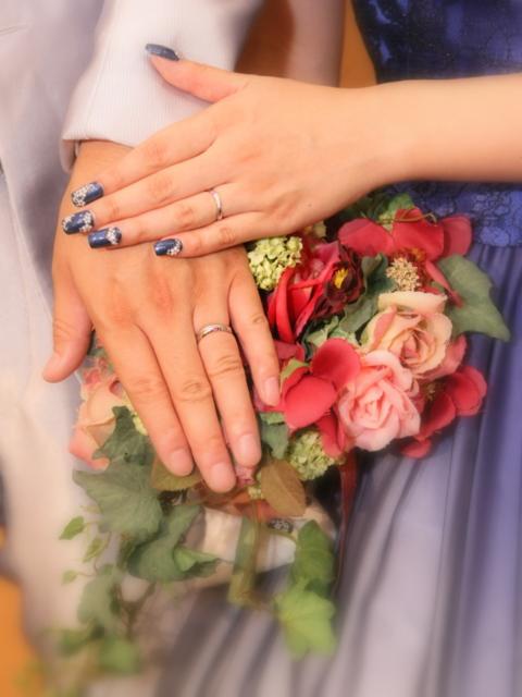 弘前パークホテル 結婚式 指輪